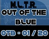 OUT OF THE BLUE + PIANO