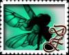 DLF ~ Fairy 2 Teal