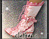 clothes -Loli boots pink