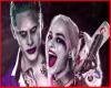 Joker and Harley Q Stick