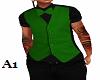Stem Trendy Vest Green