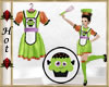 ~H~Kid Monster Outfit