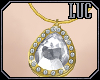 [luc] Necklace G Diamond