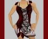 Emo heart dress I