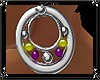 [DZ.]Acrilic earrings