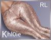K Nye rosegold pants RL