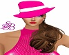 (SB) Classy Pink Hat