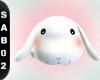 Floor Bunny White