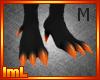 lmL Magma Feet M