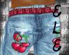 [Ele]CHERRYPIE Jeans (M)