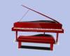 [B] Club Red Piano