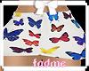 Butterfly Skirt Kids e