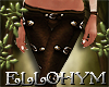 ~E- Fauna Pants w/ Chaps