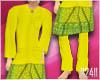 24:Baju Melayu Kuning
