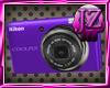 (JZ)NikonCoolPixS3000Pur
