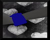 EmoHeartsCuff Blue R (F)