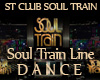ST Soul Train LINE DANCE