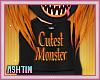 ! KID Cutest Monster Top
