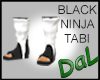 BlacNinja Tabi wi/ Wraps