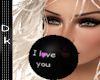 *Dk* Bubble love