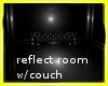 Black PVC Room w/Couch