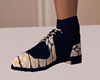 Links Navy Steppers