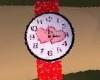 Red Heart Watch