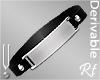 -V- Plate Bracelet Rt M