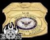 !S! NCIS Belt Badge
