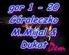 1 - 20 Goraleczko