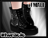✘Glam Boots [Black]