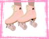 Pink Roller Skates