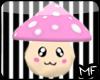Kawaii Pink Shroom Pet