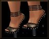 [LM]Tease Heels-Cheetah
