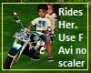 Boys Motorcycle Bike Avi