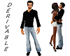 Kissing Guy-derivable