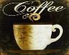 Coffee Art13B Gold