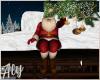 Classic Roof Santa