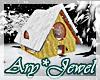 'AJ' Christmas House
