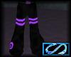 [S] Rave Pants Purple