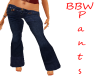 BBW Blue Jeans 1