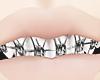 barbed braces