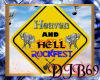 Heaven and Hell F Tank