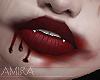Valerie Vampire lips