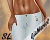 g;Sassy white slim