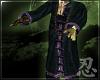 忍 Jiangshi Robe 2