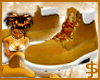 J$tunna Boots Wheat/Wht