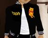 s~n~d pooh m boo coat