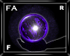 (FA)HandOrbFR Purp