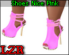 Shoes Nice Pink *vane*